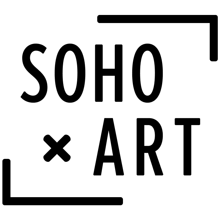 soho art logo black